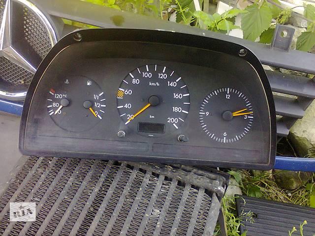 продам Б/у панель приборов/спидометр/тахограф/топограф для микроавтобуса Mercedes Vito бу в Львове