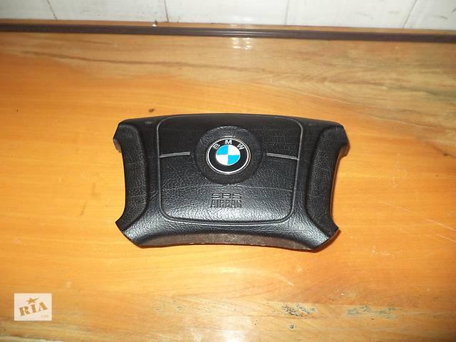 бу Б/у подушка безопасности водителя для седана BMW 525 E34 1993г в Киеве