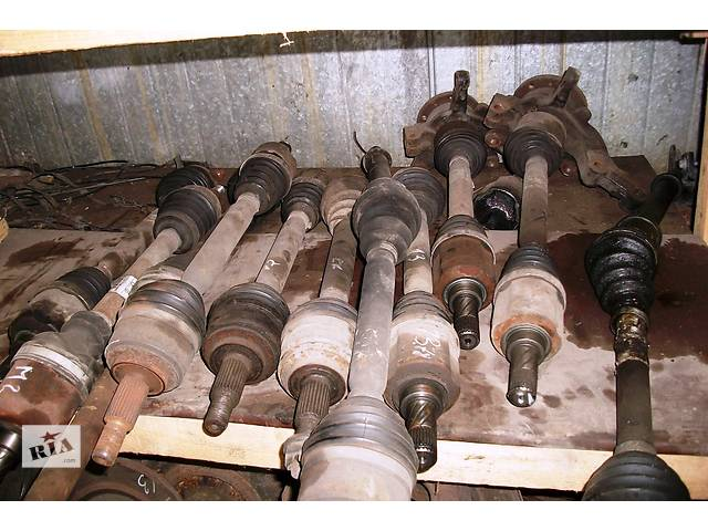 бу Б/у Полуось/Привод Легковой Рено Кенго Renault Kangoo 1,5 dci 2008-12 в Луцке
