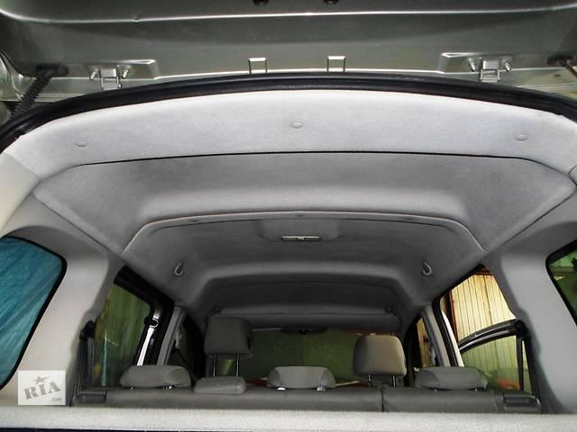 купить бу Б/у потолок для легкового авто Renault Kangoo Кенго 1,5 DCI К9К 2008-2012 в Луцке