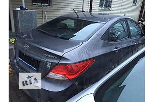 б/у Поворотные кулаки Hyundai Accent