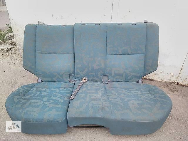 бу Б/у продам сидения и запчасти от Mitsubishi Space Star 1999 в Одессе