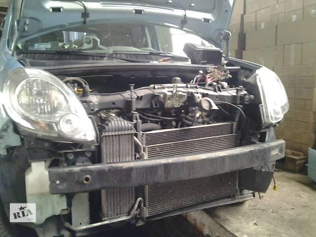 купить бу Б/у Радіатори Радиатор интеркуллера Renault Kangoo Кенго 2009 1,5 DCI в Луцке