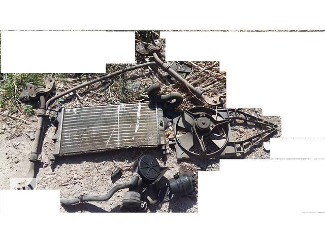 бу Б/у радиатор для купе Opel Tigra в Ровно