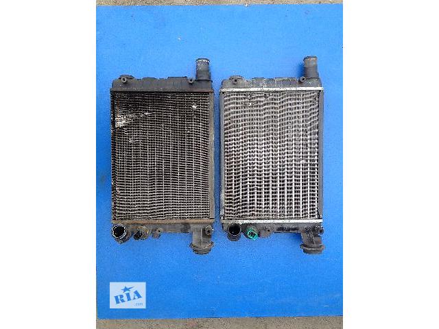 продам Б/у радиатор для легкового авто Fiat Cinquecento 700 бу в Луцке