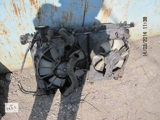 Б/у радиатор для легкового авто Honda Civic- объявление о продаже  в Ровно