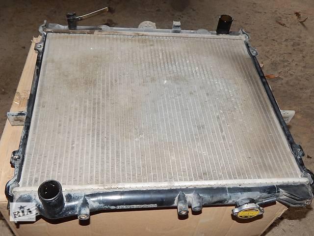 продам Б/у радиатор для легкового авто Kia Sportage бу в Луцке