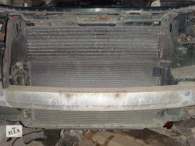 бу Б/у радиатор для легкового авто Land Rover Freelander в Борщеве (Тернопольской обл.)