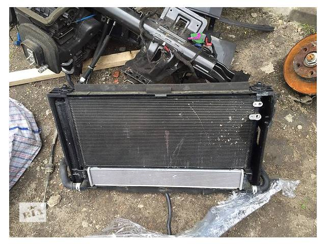 продам Б/у радиатор для легкового авто Lexus CT бу в Ровно