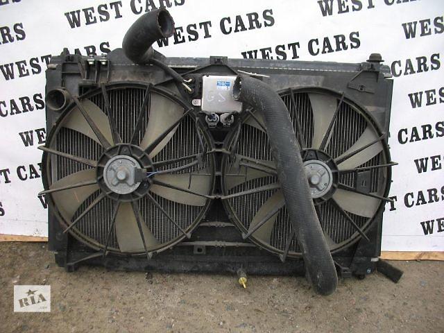 бу Б/у радиатор для легкового авто Lexus GS 2006 в Луцке