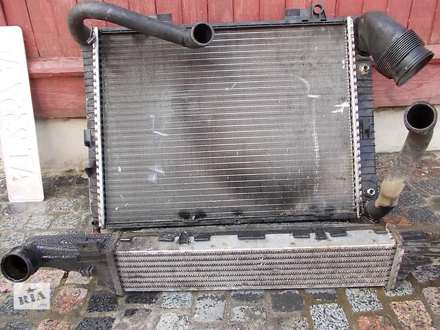 Б/у радиатор для легкового авто Mercedes 210- объявление о продаже  в Костополе