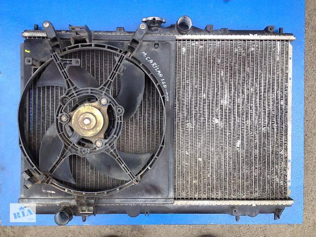 бу Б/у радиатор для легкового авто Mitsubishi Carisma 1.6 в Луцке