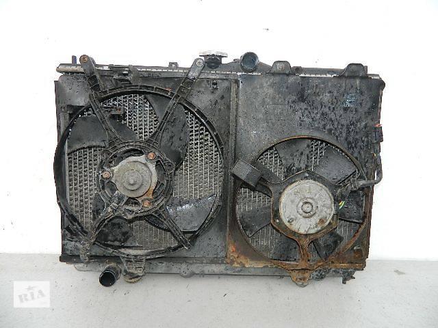 бу Б/у радиатор для легкового авто Mitsubishi Space Star 1.3 (670-400) по сотым. в Буче (Киевской обл.)