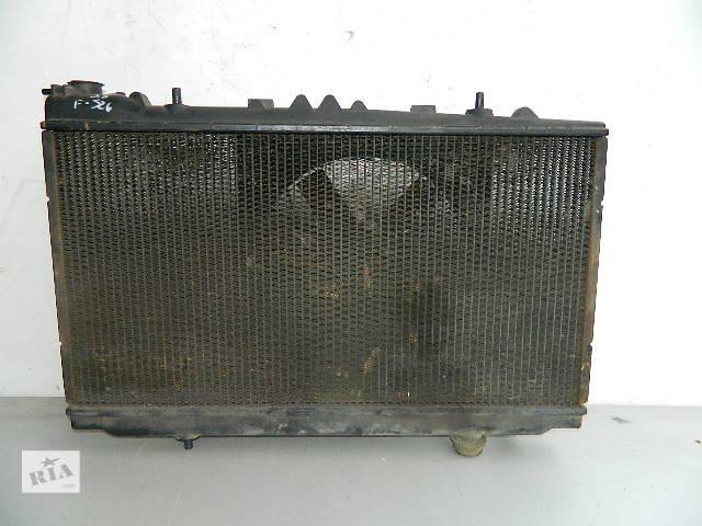 купить бу Б/у радиатор для легкового авто Nissan Almera (670-340) по сотым. в Буче (Киевской обл.)