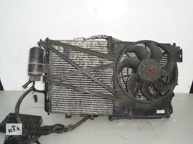 купить бу Б/у радиатор для легкового авто Opel Vectra B 1.6-1.8 (600-380) по сотым. в Буче (Киевской обл.)