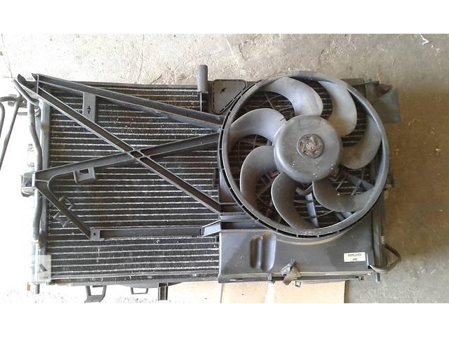 продам Б/у радиатор для легкового авто Opel Vectra B бу в Яворове (Львовской обл.)