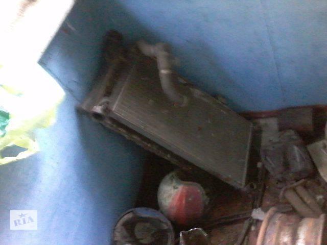 бу Б/у радиатор для легкового авто ВАЗ 21213 в Сумах