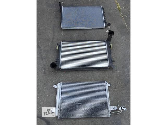 Б/у радиатор для легкового авто Volkswagen Caddy BLS- объявление о продаже  в Луцке