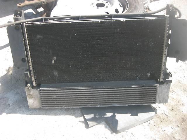 бу Б/у радиатор кондиционера Citroen Jumper 2.2 hdi 2006- в Ровно