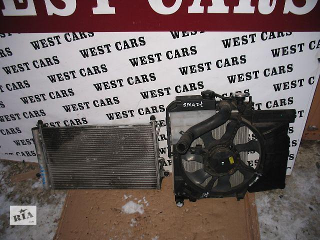 бу Б/у радиатор кондиционера для легкового авто Smart City 2002 в Луцке