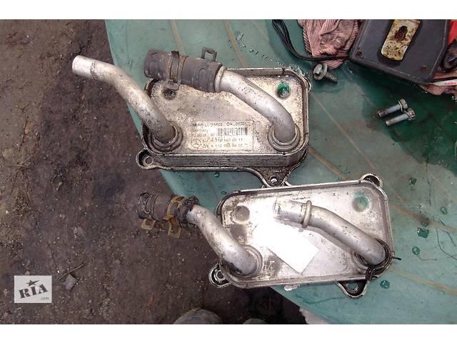 бу Б/у радиатор масла для легкового авто Mercedes E-Class в Днепре (Днепропетровск)