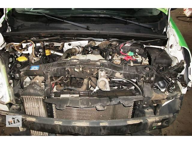 купить бу Б/у Радиатор радіатор масла Теплообменник Renault Kangoo Кенго 1,5 DCI К9К 2008-2012 в Рожище