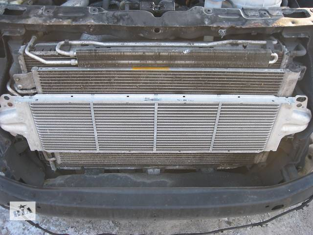Б/у радиатор основной  Volkswagen T5 (Transporter)2.5 tdi.- объявление о продаже  в Ровно