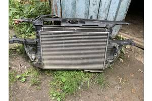 Б/у радиатор интеркулера для Audi A6 C5 2.5tdi 1998-2004