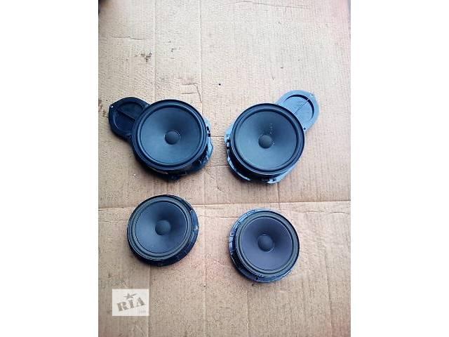 купить бу Б/у радио и аудиооборудование/динамики для седана Volkswagen Passat B7 в Луцке