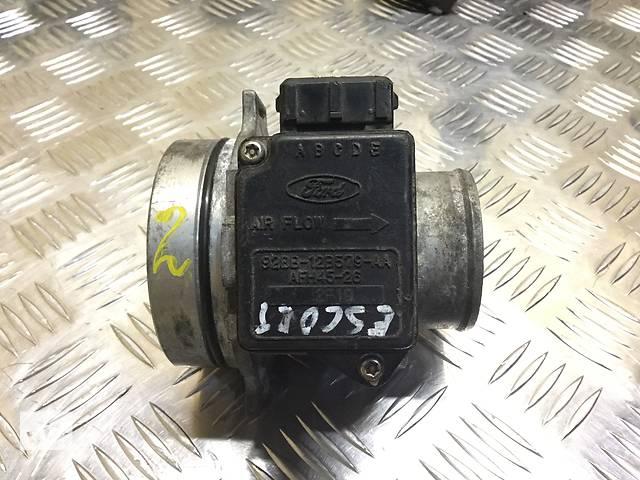 купить бу Б/у расходомер воздуха для легкового авто Ford Escort 1.8 в Луцке