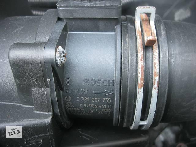 купить бу Б/у расходомер воздуха Volkswagen T5 в Ровно
