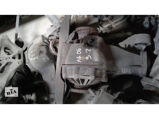 продам Б/у редуктор задней/передней балки/моста для легкового авто Audi A6 бу в Львове