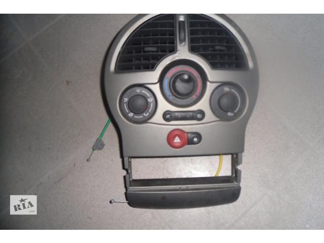 бу Б/у регулятор оборотов вентилятора печки для легкового авто Renault Modus 2006 в Ровно