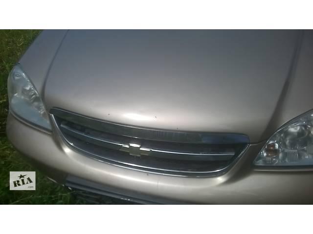 продам Б/у решётка радиатора для легкового авто Chevrolet Lacetti бу в Ровно