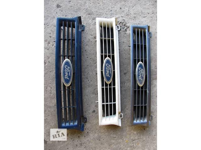 продам Б/у решётка радиатора для легкового авто Ford Sierra бу в Львове