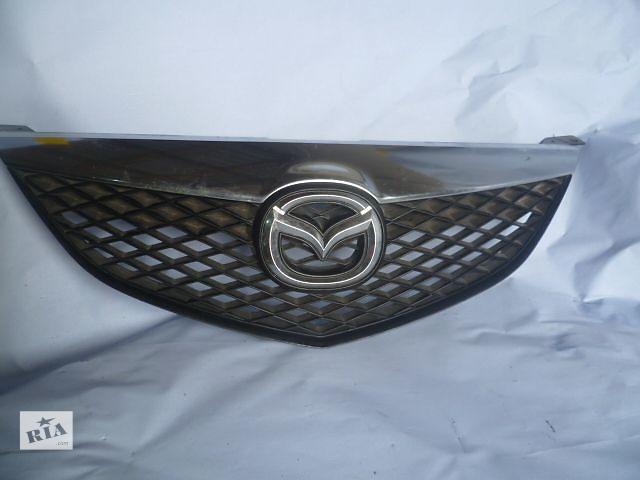 купить бу Б/у решётка радиатора для легкового авто Mazda 6 в Черновцах