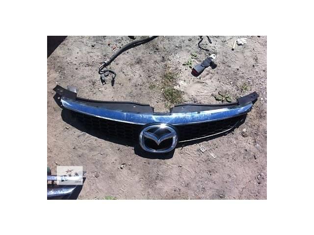 продам Б/у решётка радиатора для легкового авто Mazda CX-9 бу в Ровно