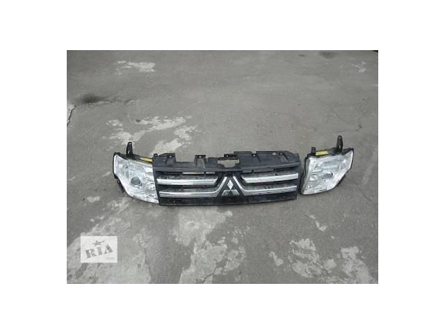 купить бу Б/у решётка радиатора для легкового авто Mitsubishi Pajero Wagon в Ровно