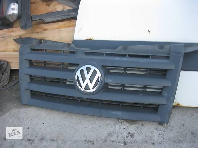 Б/у решётка радиатора Volkswagen Crafter- объявление о продаже  в Ровно