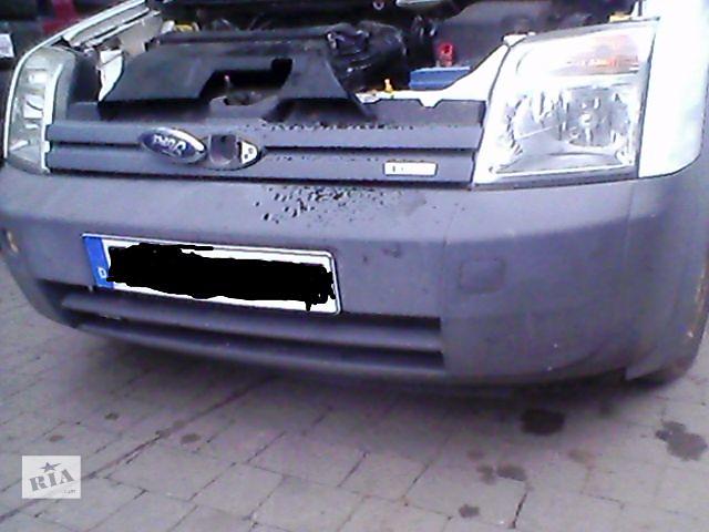 бу Б/у решітка радіатора для пікапа Ford Transit Connect 2007 в Ивано-Франковске