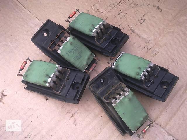 бу Б/у резистор печки для легкового авто Ford Transit Connect в Пустомытах (Львовской обл.)
