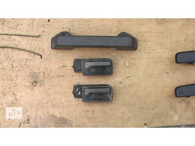 Б/у ручка двери для легкового авто Opel Kadett D- объявление о продаже  в Сумах