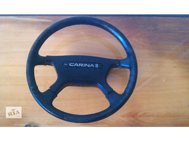 купить бу Б/у руль для хэтчбека Toyota Carina II 1990 в Николаеве
