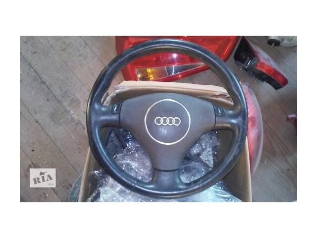 Б/у руль для легкового авто Audi A4- объявление о продаже  в Кривом Роге (Днепропетровской обл.)