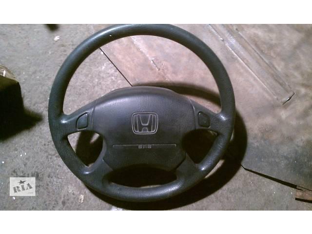 купить бу Б/у руль для седана Honda Accord СС7 1993-1995г в Николаеве