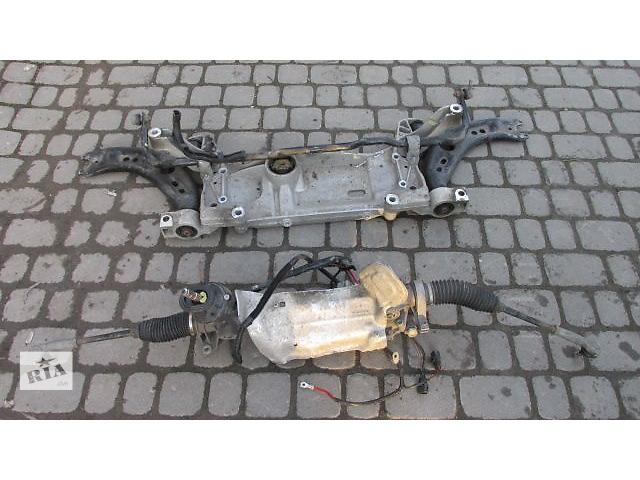 продам Б/у рулевая рейка для хэтчбека Skoda Octavia A5 2009 бу в Пустомытах (Львовской обл.)
