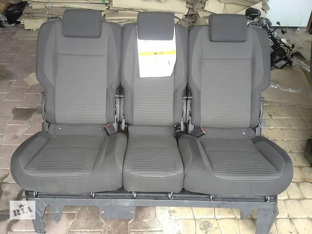 бу Б/в салон для мікроавтобуса Volkswagen Caddy Maxi 2012р в Львове
