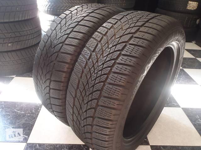 купить бу Б/у шины 2шт 225/50/R17 Dunlop Sp Winter Sport 4D Ran on Flat 225/50/17 в Кременчуге