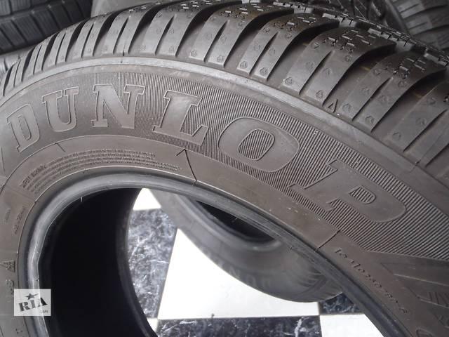 продам Б/у шины 4шт 195/65/R15 Dunlop Sp Winter Sport 4D 195/65/15 бу в Кременчуге