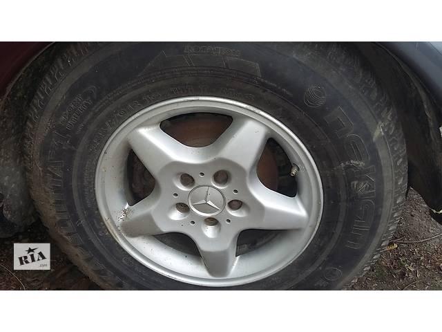 купить бу Б/у шины для кроссовера Mercedes ML 320 в Черновцах